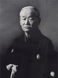 O Sensei Jigoro Kano