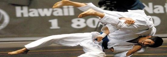 Post image of Novas regras para as competições de Judô