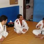 Machida, Leônidas Gondim e Tiago Jacaré