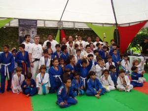 Judô Infantil - Formando para uma vida de vitória e sucesso