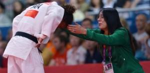 Rafaela Silva eliminada e atacada nas redes sociais