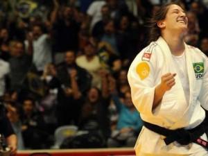 Mayra Aguiar - Novamente a número 1 do ranking mundial