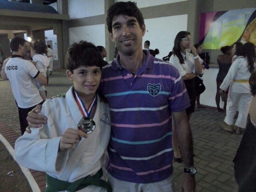 Post Thumbnail of Prata da casa: 5ª etapa do campeonato baiano de judô de 2013