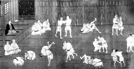 Post Thumbnail of Como a luta de chão (newaza), tão presente no jiujitsu brasileiro, começou?