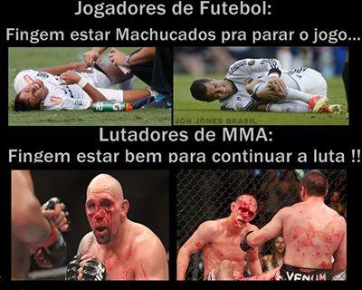 Post Thumbnail of O Brasil deveria ser o país dos lutadores ao invés do país do futebol...