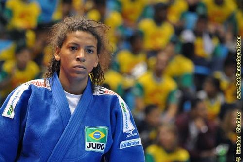 Rafaela Silva - Exemplo de perseverança