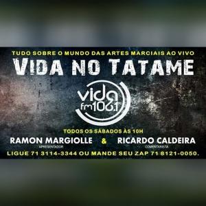 VIDA NO TATAME FM 1061 Pessoal amanh sbado as 10hhellip