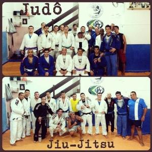 Dia de Treinamento 13/01/15. Parabéns turma pelo excelente treino! Judo…