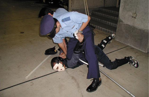 Técnicas Policiais de Judô - renkoho waza