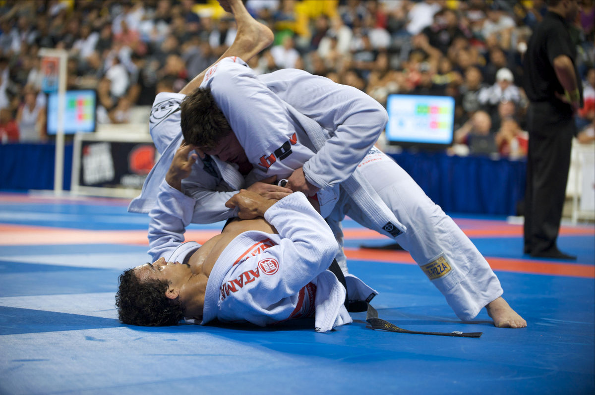 Jiu-Jitsu é adaptação!